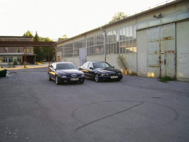 Alfa&Bimmer - foto