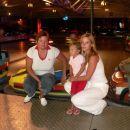 Špela, Zala in Nuša v lunaparku