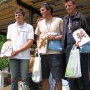 trije najboljši: Jaka , Matjaž  in Simeon