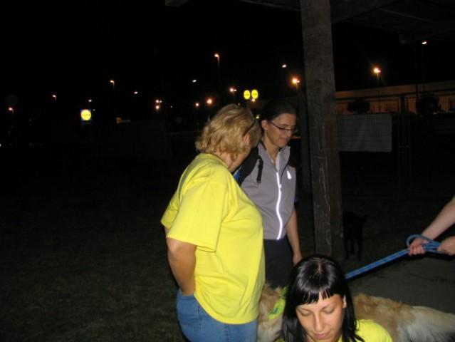 Zaključna ura Prvega tečaja ROO,01.08.2007 - foto