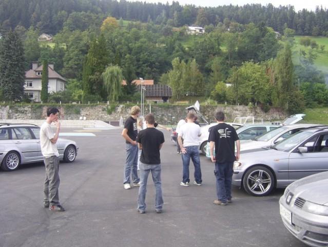 Srečanje v Prevalah - foto