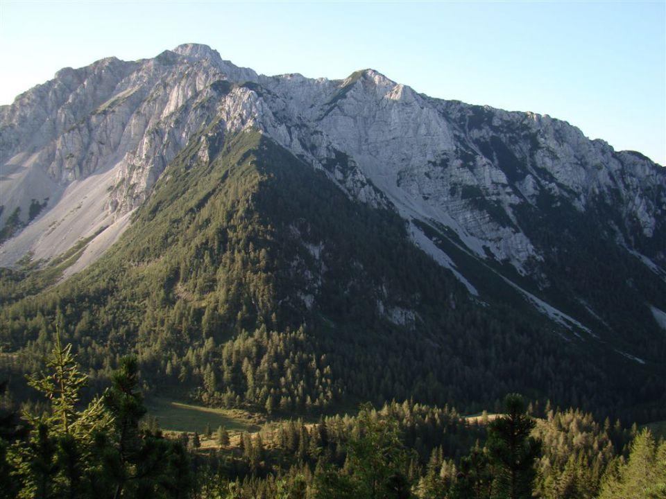 STOL, 2236 m, 20.8.2011  - foto povečava