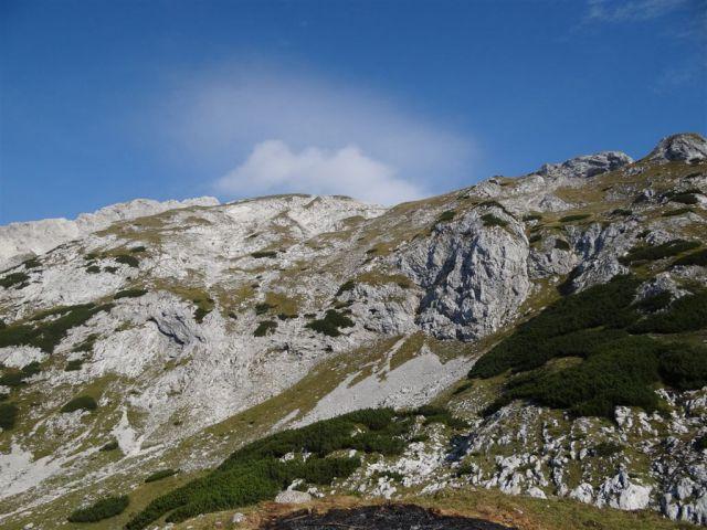 OJSTRICA, 2350m, 18.9.2011 - foto