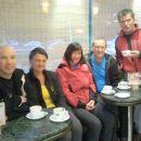 Jutranja kavica, 15.9.2012, 6.36 min med potjo na pohod.