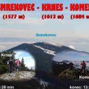 SMREKOVEC - KRNES - KOMEN, 17.11.2013