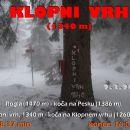 ROGLA - KLOPNI VRH, 2.3.2014