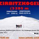 ZIRBITZKOGEL, 2396 m (A)