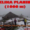 VELIKA PLANINA, 1666 m, 21.4.2014