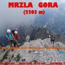 MRZLA GORA (2203 m), 23.8.2015