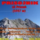 PRISOJNIK / PRISANK (2547 m), 30.8.2015