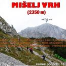 MIŠELJ VRH, (2350 m), 13.9.2015