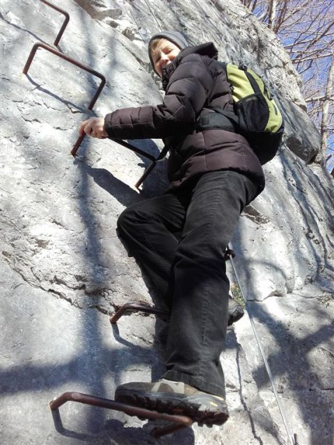 LISCA, 948 m, 31.12.2015 - foto