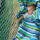 Pančkam v viseči mreži