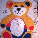 okvir za sliko-medvedek