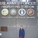 NYC - U.S. ARMY RECRUITING CENTER