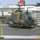 USS INTREPID - BELL UH-1A HUEY