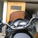 Balanca ni kromovana motorček pa je vredi.