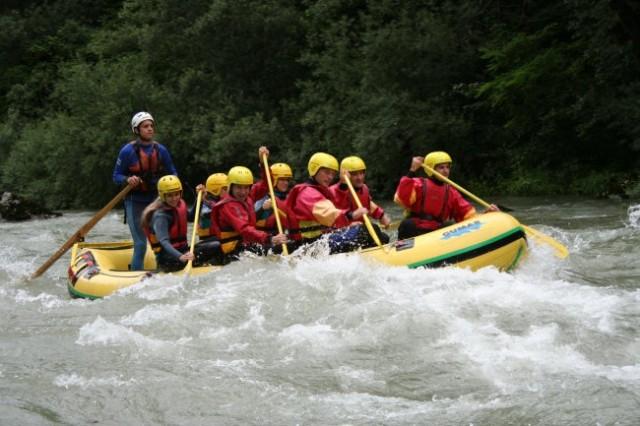 Rafting - foto