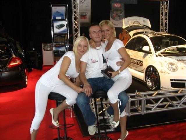 Avtoshow ljubljana 2008 - foto
