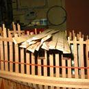 LETO 2008 pripravljene deske za izdelavo sodov