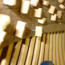 notrnje planke so fiksirane z žebljički, ki se izpulijo