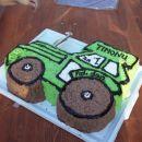 Traktor-torta