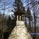 ruševine cerkve sv.miklavža na slivnici