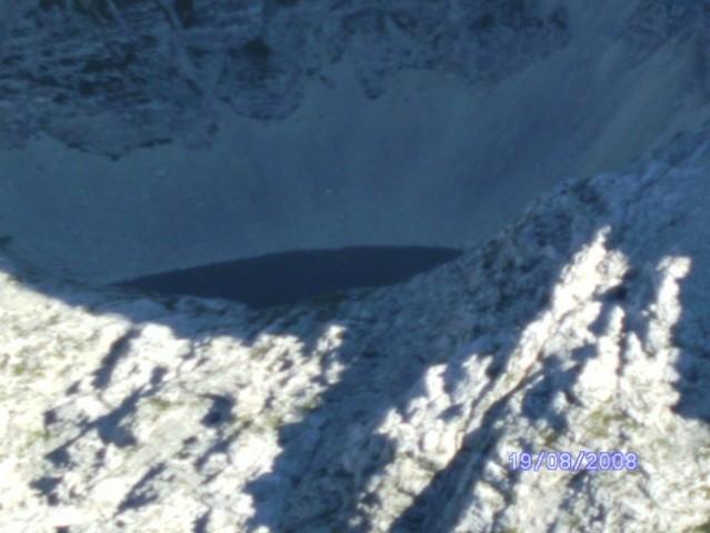Zgornje kriško jezero