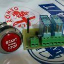 start stop gumb z vezjem