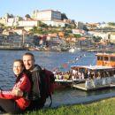 obrežje reke Douro v Portu
