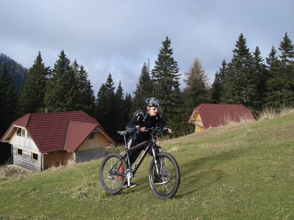 Planina Javornik & Veliki Javornik (15.11.08) - foto povečava