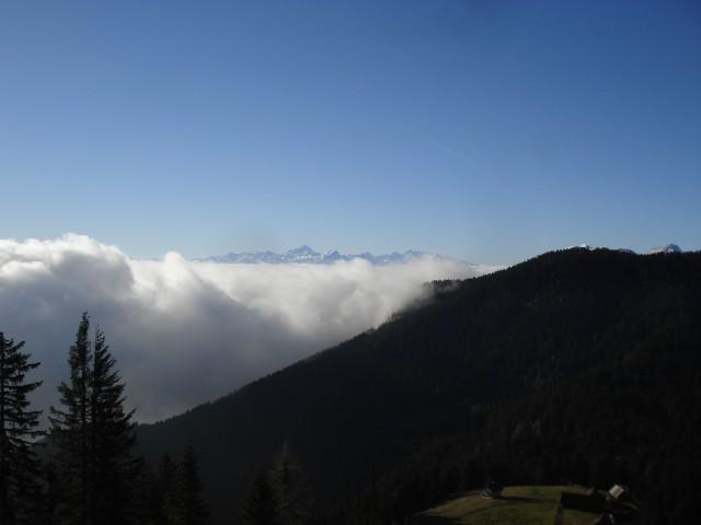 Julijske alpe s Triglavom