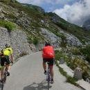 Kolesar ki naju je dohitel, ima kolo De Rosa!