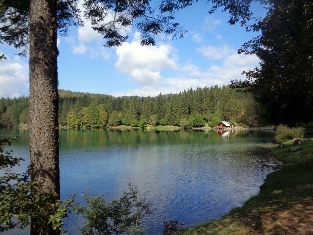 Belopeška jezera (80km.) - foto