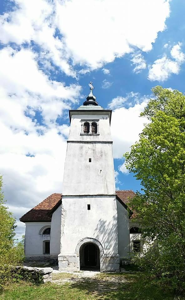 Sv.Barbara nad Hotedrščico - foto povečava