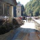 Vhod v dolino Davče ...:((