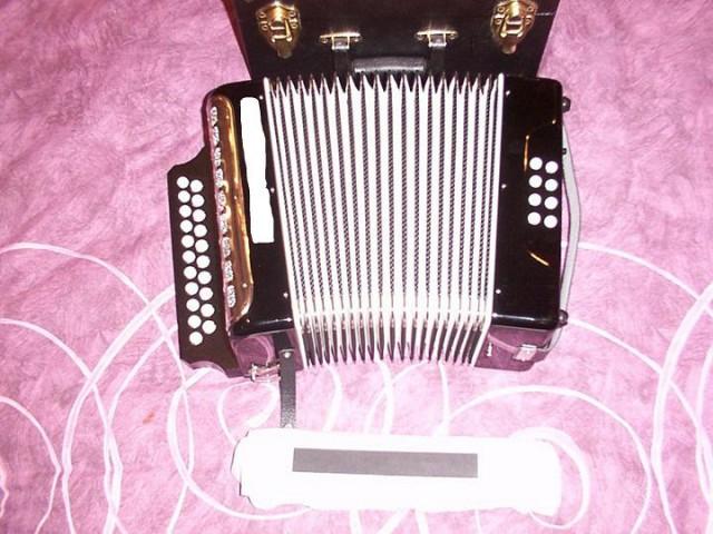 Harmonika - foto