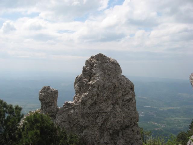 Zanimive skalne oblike
