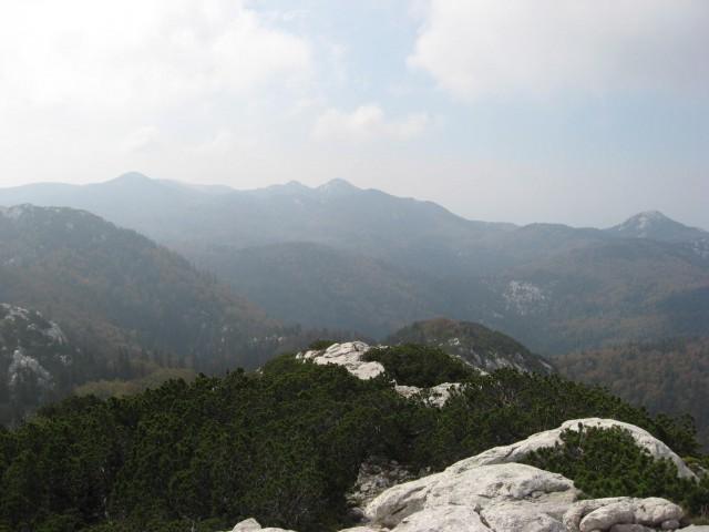Prostrane divjine severnega Velebita
