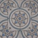 talni mozaik pred vhodom