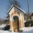 lepo poslikana kapelica na katarini