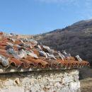 obtežena streha