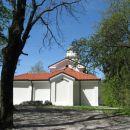 cerkev na mengorah je bila lani obnovljena