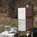 muzej na prostem na planini Zaprikraj je del poti miru