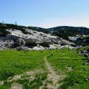 skrita dolina za viševnikom
