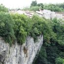 stari del pazina nad strašljivimi pečinami pazinske jame