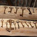 zbirka ključev