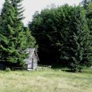 pastirska hišica na planini zgornji jirn