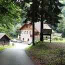 lepo obnovljen dom na mirni lokaciji sredi gozdov