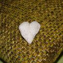 Izgubljen in ponovno najden: neverjetno pravilen srček, manjši kot 3 cm